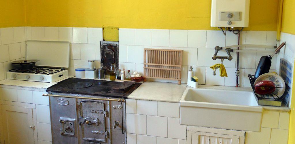 Cocinas de le a farf n estudio - Cocinas de lena antiguas ...
