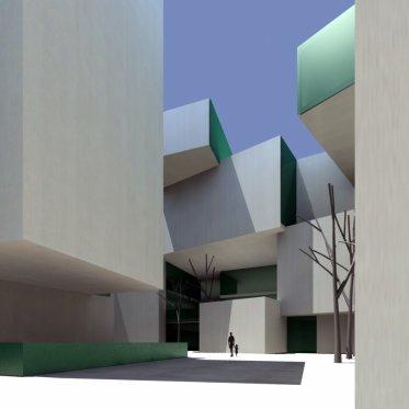 Colegio de Arquitectos de Madrid. Concurso