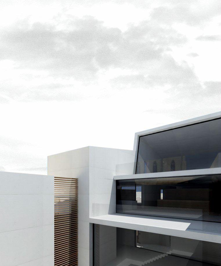 Colegio de arquitectos de huesca farf n estudio - Arquitectos huesca ...