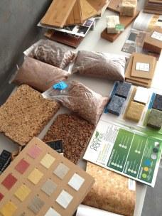 Materiales de bioconstrucción